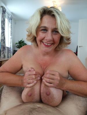 Free Mature Titjob Sex Pics