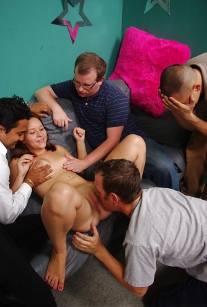 Free Mature Gangbang Sex Pics