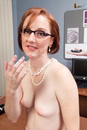 Free Mature Redhead Sex Pics